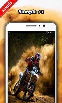 Motocross Wallpaper apk screenshot