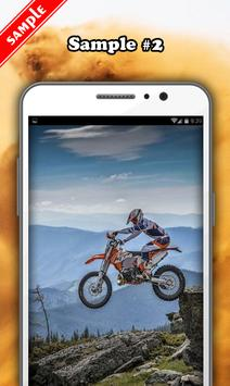 Motocross Wallpaper screenshot 2