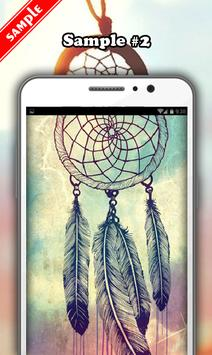 Dreamcatcher wallpaper apk screenshot