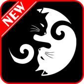 Yin & Yang Wallpaper icon
