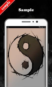Yin & Yang Wallpaper screenshot 2