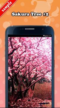 Sakura Tree Wallpaper screenshot 2