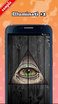 Illuminati Wallpaper screenshot 2