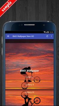 BMX Wallpaper HD poster