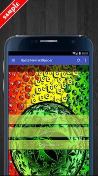Rasta Wallpaper HD poster