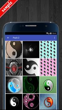 Yin Yang Wallpaper HD screenshot 2