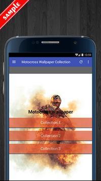 Motocross Wallpaper HD Pack poster