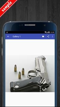 Gun Wallpapers HD screenshot 3