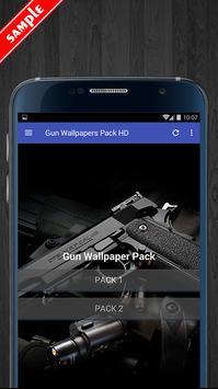 Gun Wallpapers HD poster