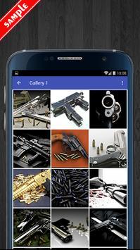 Gun Wallpapers HD screenshot 1