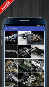 Gun Wallpapers HD screenshot 2