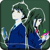 HD Tsuki Ga Kirei Wallpaper icon
