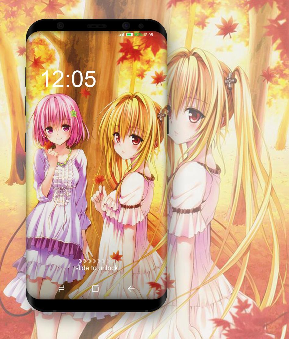 Hd To Love Ru Wallpaper For Android Apk Download