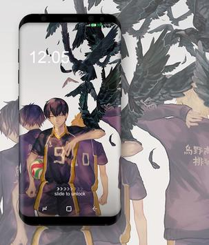 Haikyuu Wallpaper Fanart screenshot 3