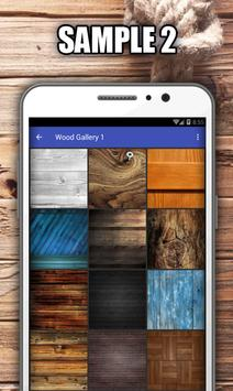 Wood Wallpaper screenshot 1
