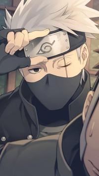 Kakashi Shinobi Art Wallpaper screenshot 5