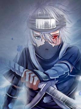 Kakashi Shinobi Art Wallpaper screenshot 6