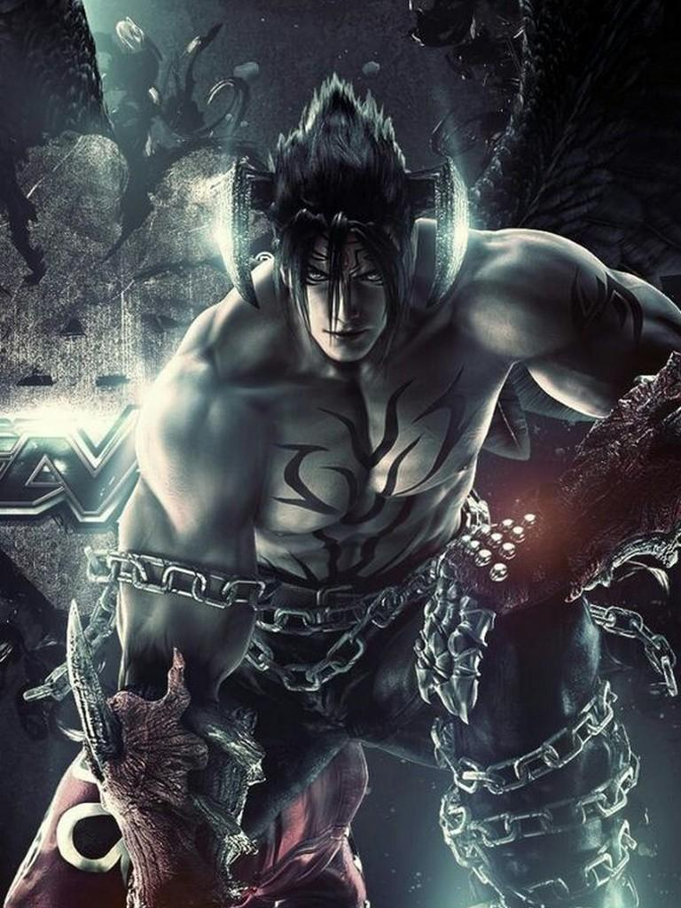 Devil Jin Wallpaper Art For Android Apk Download