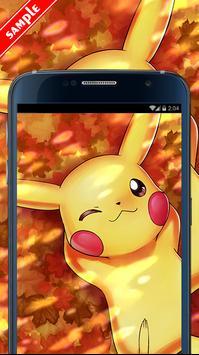 Cute Pikachu Wallpapers screenshot 3