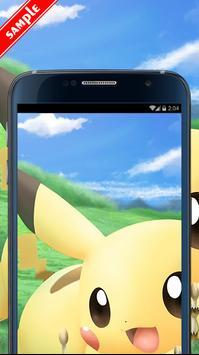 Cute Pikachu Wallpapers poster
