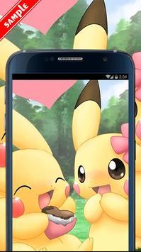 Cute Pikachu Wallpapers screenshot 1