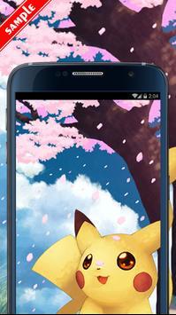Cute Pikachu Wallpapers screenshot 2