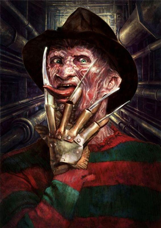 Scary Freddy Krueger Wallpaper For Android Apk Download