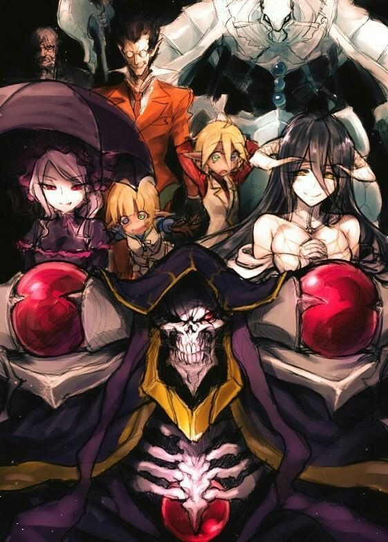 Overlord Fanart Wallpaper Dark For Android Apk Download