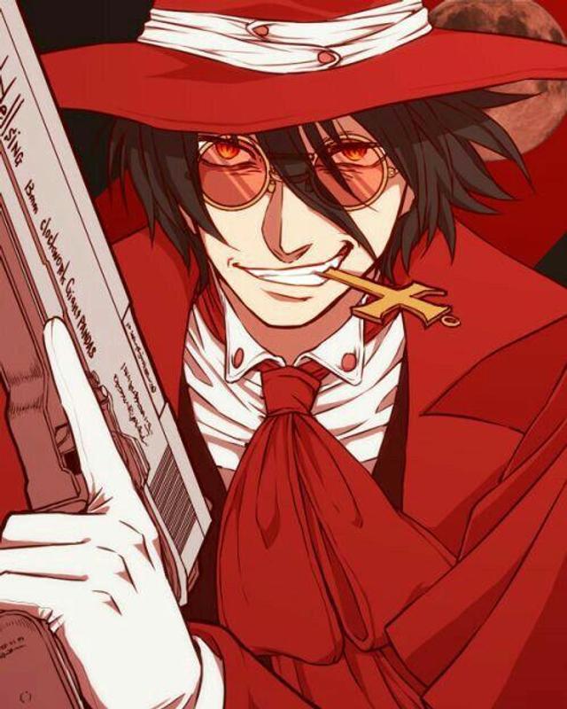 Alucard Hellsing Wallpaper Anime For Android