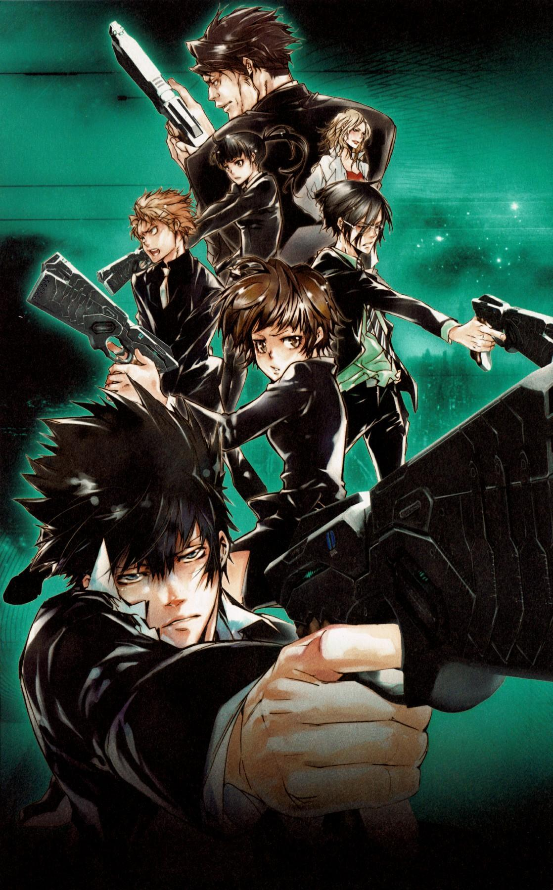 Psycho Pass Wallpaper Anime For Android Apk Download