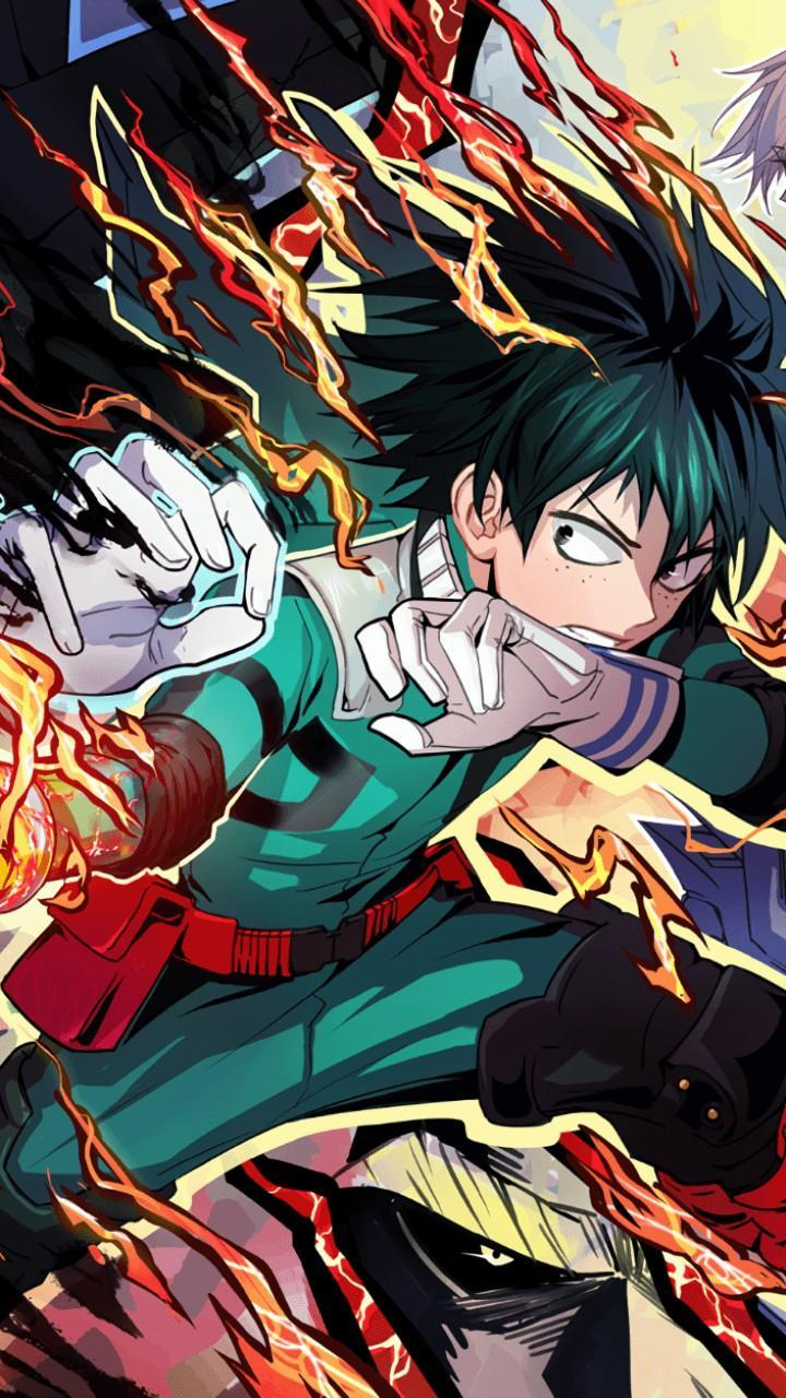 Boku No Hero Academia Wallpaper For Android Apk Download