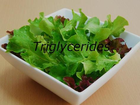 Triglycerides poster