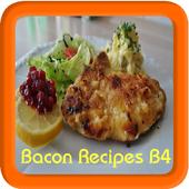 Bacon Recipes B4 icon