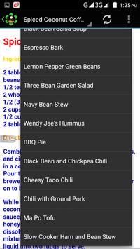 Beans Recipes B2 screenshot 4