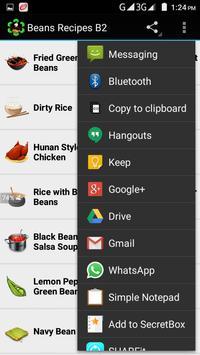 Beans Recipes B2 screenshot 9