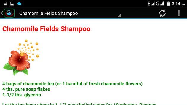 Shampoo Recipes screenshot 10