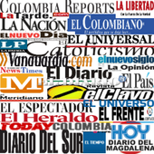 COLOMBIA NEWSPAPERS icon