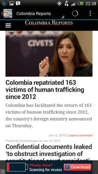 COLOMBIA NEWSPAPERS apk screenshot