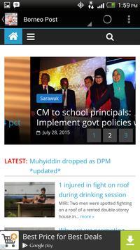 Malaysia News apk screenshot