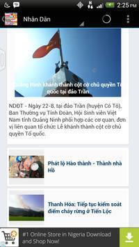 Tin tức Việt Nam screenshot 18