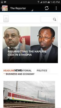 Ethiopia News screenshot 3