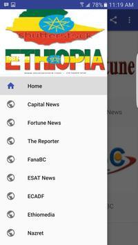 Ethiopia News poster