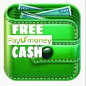 Free PAYUMONEY cash icon