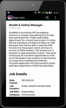 Dubai Jobs screenshot 6