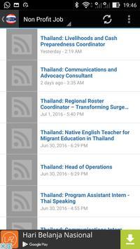 Jobs in Thailand screenshot 1