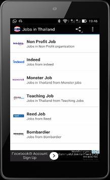 Jobs in Thailand screenshot 5