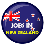Jobs in New Zealand icon