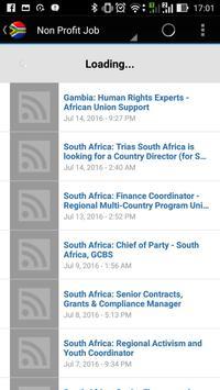 Jobs in South Africa apk screenshot