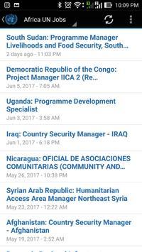 Real UN Jobs apk screenshot