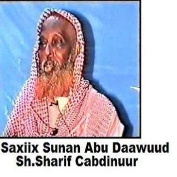 Saxiix Sunan Abi Daawuud poster